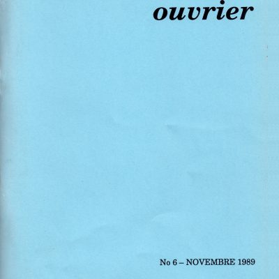 Cahier n°6