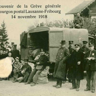 Projection de films sur la grève